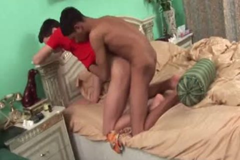 fine teen gay couple hen and Cleon in hardcore action