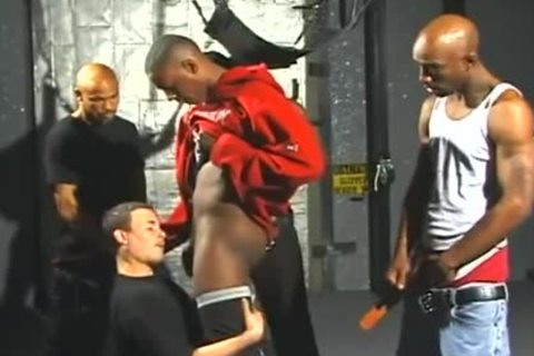 filthy Whellote men Opens Wide For Interracial gangpokeing enjoydudest
