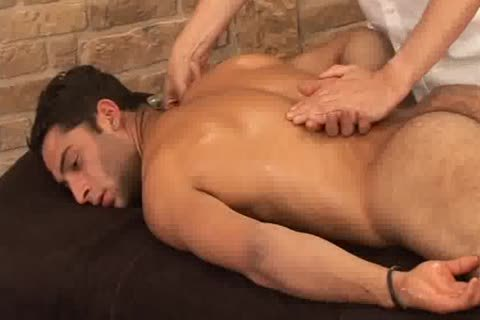 dirty Massage Session