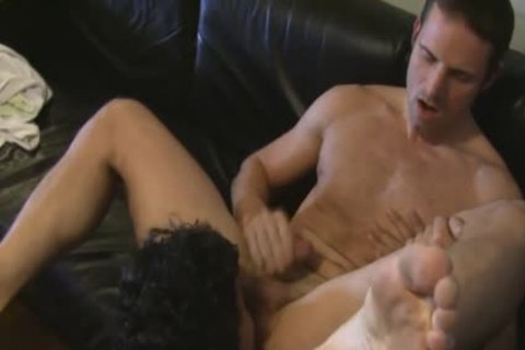 Dan And James actually enjoy Giving Each Other matetio-services