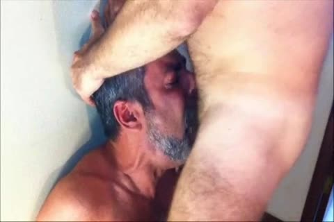 One Of The best cocksuckers From Brasil In A painfully Facefucking Action.