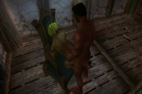 Skyrim: Elves In Heat