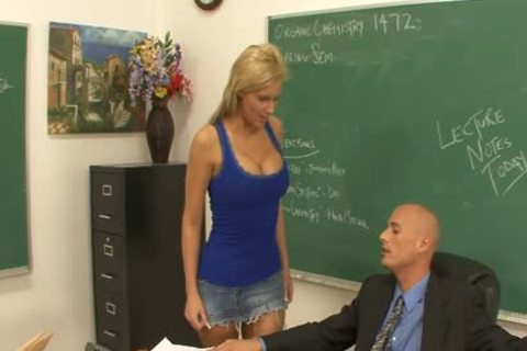 slutty homosexuals banging In Classroom