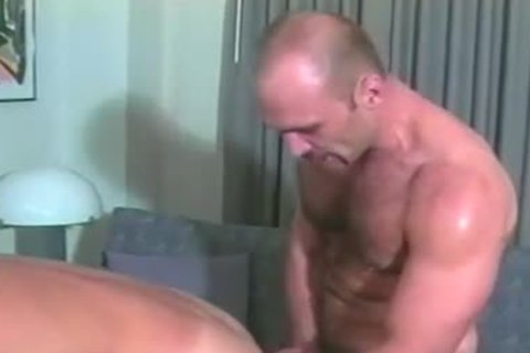 Two guys ass Licking And slamming