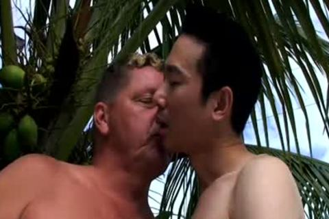 A gay asian pounded By This chap