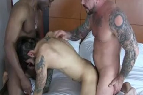 Champ Robinson, Draven Torres & Rocco Steele