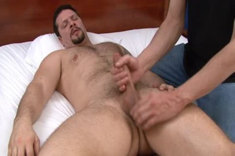 Vinnie D'Angelo receives A tight cook jerking today