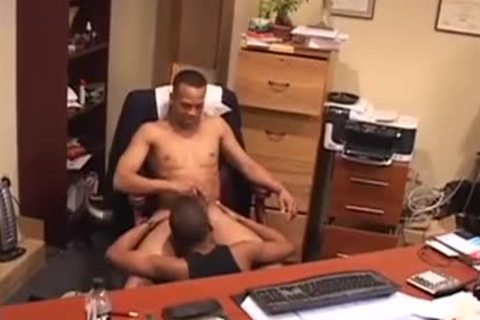 Remy Mars gets poked By His Boss