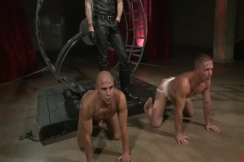 Christian Wilde, Sebastian Keys And Slaves