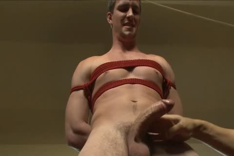 sadomasochism - Southern chap gets His penis Edged.