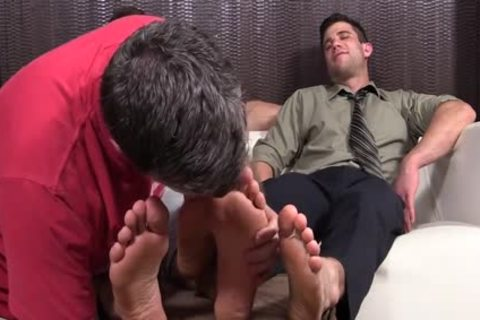filthy guys Cole And Kenny Love To Have Their Feet Worshipped