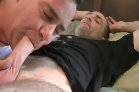Jerking The guy Off And The guys Are In Heat