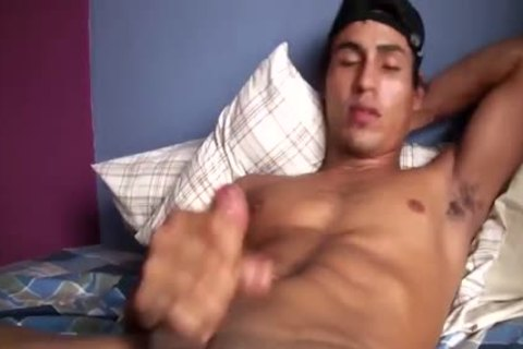 gay boy loves To Play With His gigantic ramrod On web camera