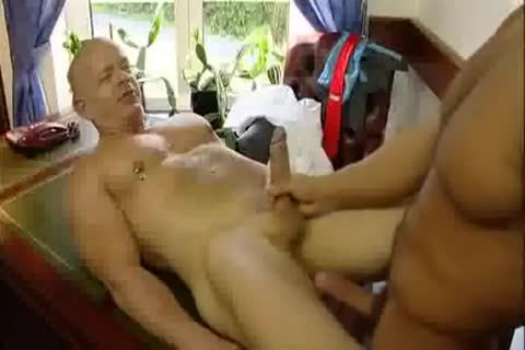 Giving Him Some oral And Then Licking His butthole.