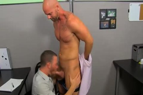 Mitch Vaughn Licks Parkers anal before Sticking His penis In