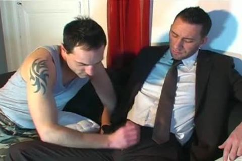 Full movie scene: A innocent Neighbour Serviced His massive knob By A lad!