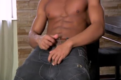 Pornstar Erick Lewis Wanks His Very Tremendous And In Charge big African stiff Member