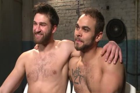 Muscle homosexual Domination With Facial