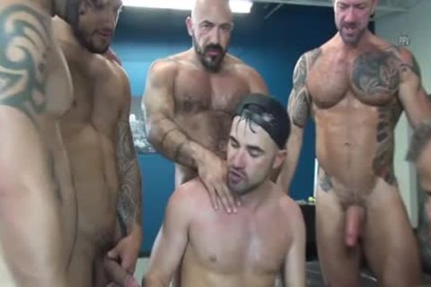 Latin weenie double penetration And ejaculation