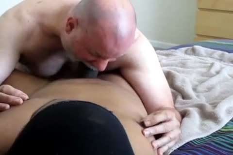 Flowing Nutt From A gigantic-Dicked black