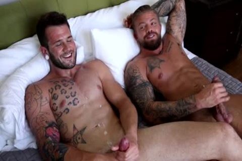 Muscle gay anal nail And ejaculation