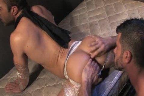 Tattoo Son Fetish With ejaculation