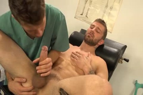Muscle homosexual Dp With cumshot