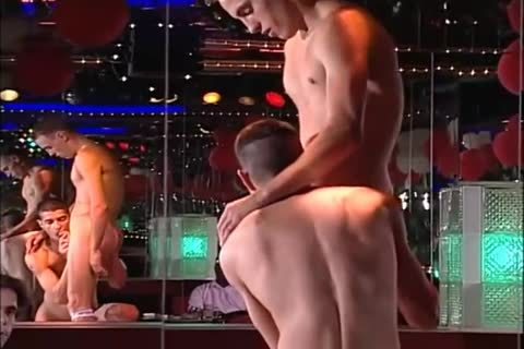 stunning Shows In The homosexual Bar