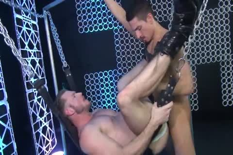 Ace Era gets nailed raw In A Sling