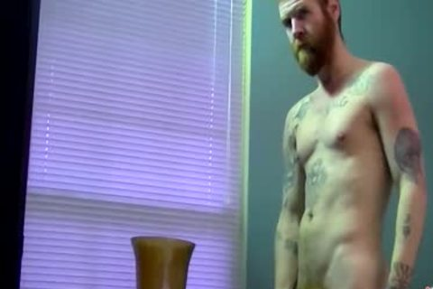 Ruff Neck Ginger Pumps A Load Down Joe's face hole