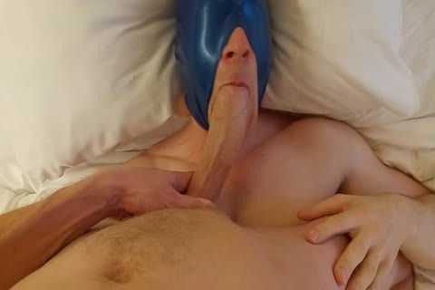 Sub Deepthroats throbbing dick