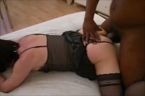 LaraTranny Getting Hard hammered By BBC.wmv
