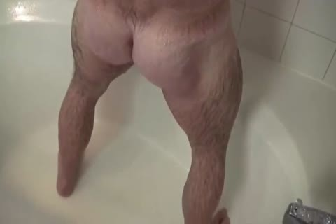 horny Muscle Daddy Mikey Shower jerk off   sperm