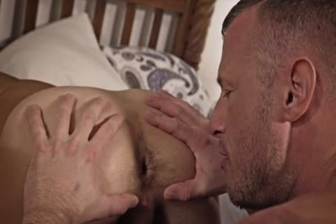 large penis gay bare And Facial