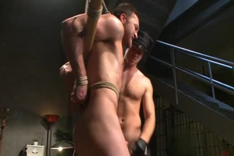 Muscle homo Domination And Facial