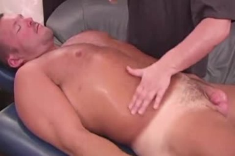 Brock receives Massaged And pounded