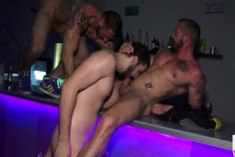 Hugo Goes To The Bar To acquire pounded