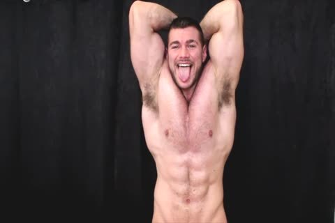 Verbal British Muscle stud