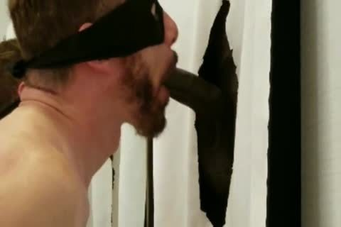 giant BBC With humongous Hanging Balls Stops By My Gloryhole