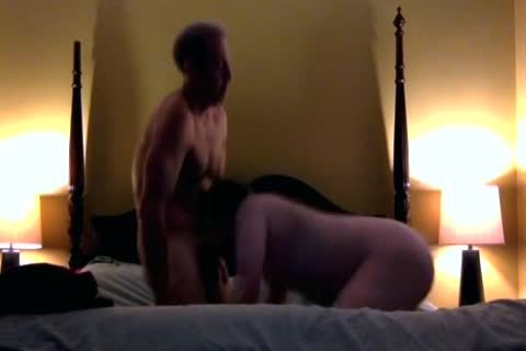 old Hung Top Is pounding bare A Younger man