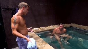 What's In The pretty Tub? - Justin Matthews with Shane Jackson Jerking slam