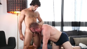 sperm To Your Senses - Diego Sans and Daxx Carter Athlete plow