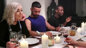 The Dinner Party - Teddy Torres & Stig Andersen Muscle fuck