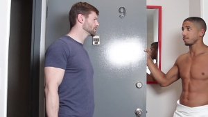 Fix And pound - Dennis West and Mike Maverick butthole pound