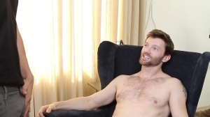 The Married Bottom - Dennis West with Topher Di Maggio butthole nail