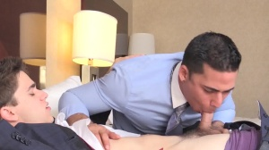 young Conservatives - Will Braun & Topher Di Maggio pooper nail