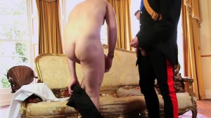 A Royal Fuckfest - Connor Maguire with Paul Walker ass job