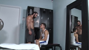 Losing My Innocence - Jaxton Wheeler with Anthony Verusso butthole Hump