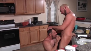 The Straight chap - Mike Tanner & Max Sargent butthole Hook up