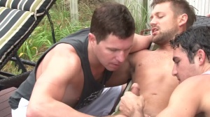 Retribution - Bobby Clark with Jack King butt Hump